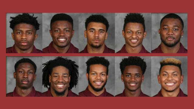 Minn. university panel clears 4 players in sexual assault ...