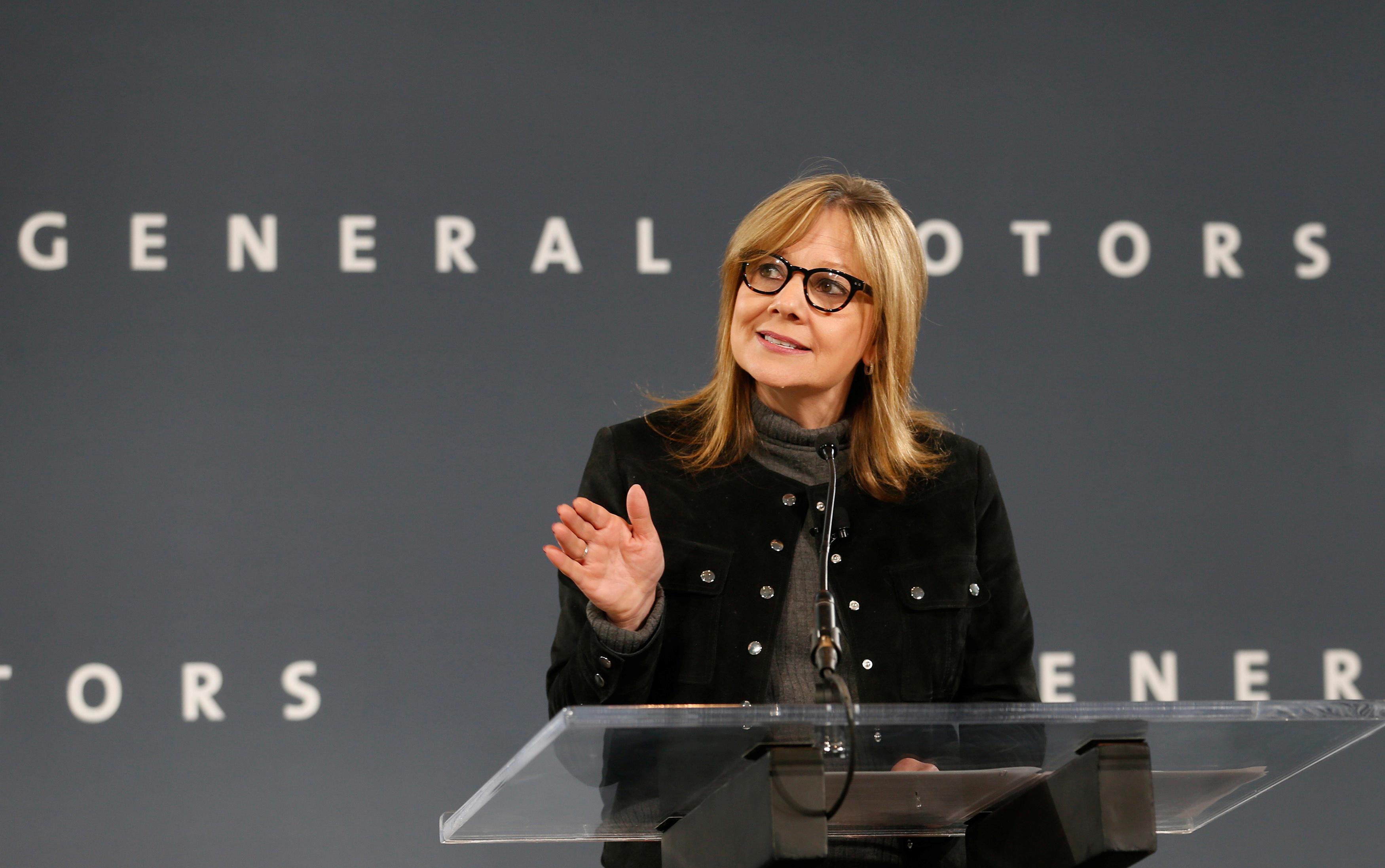 general motors ceo mary barra says company won 39 t change. Cars Review. Best American Auto & Cars Review