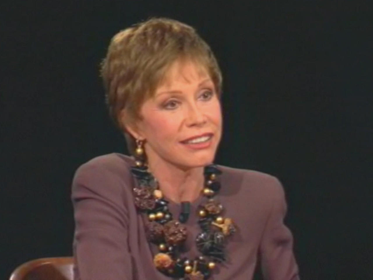 mary tyler moore in her own words cbs news