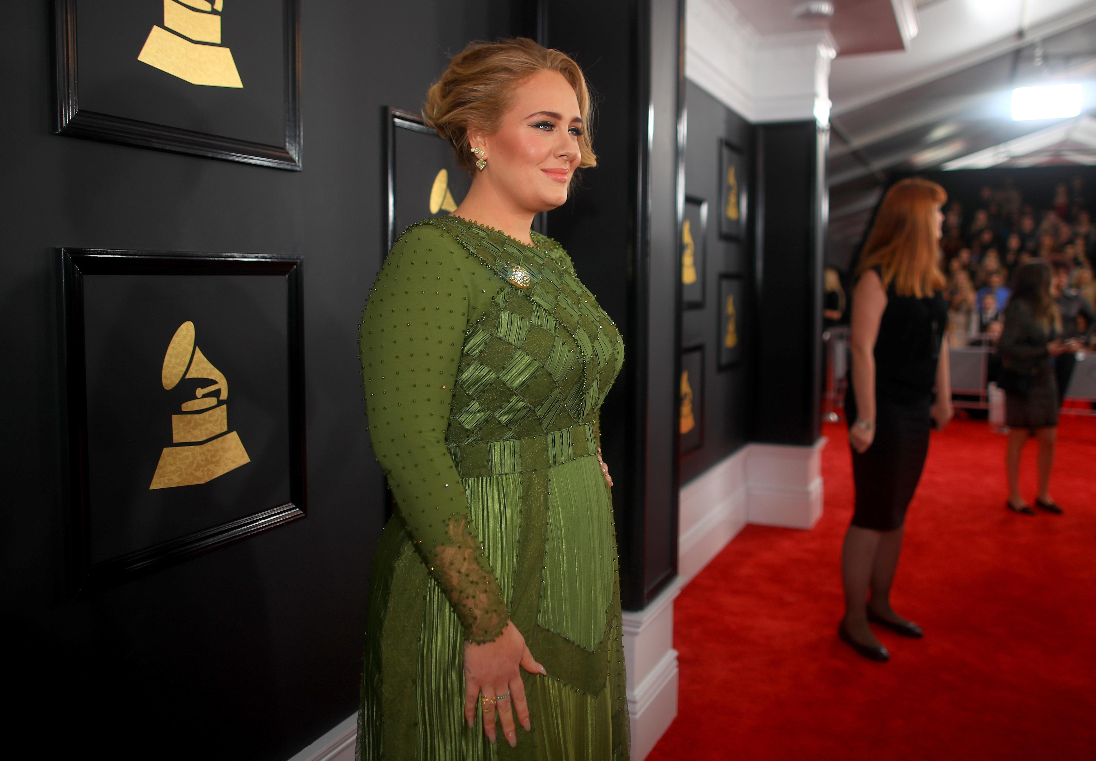 Grammys: Grammys 2017 Red Carpet