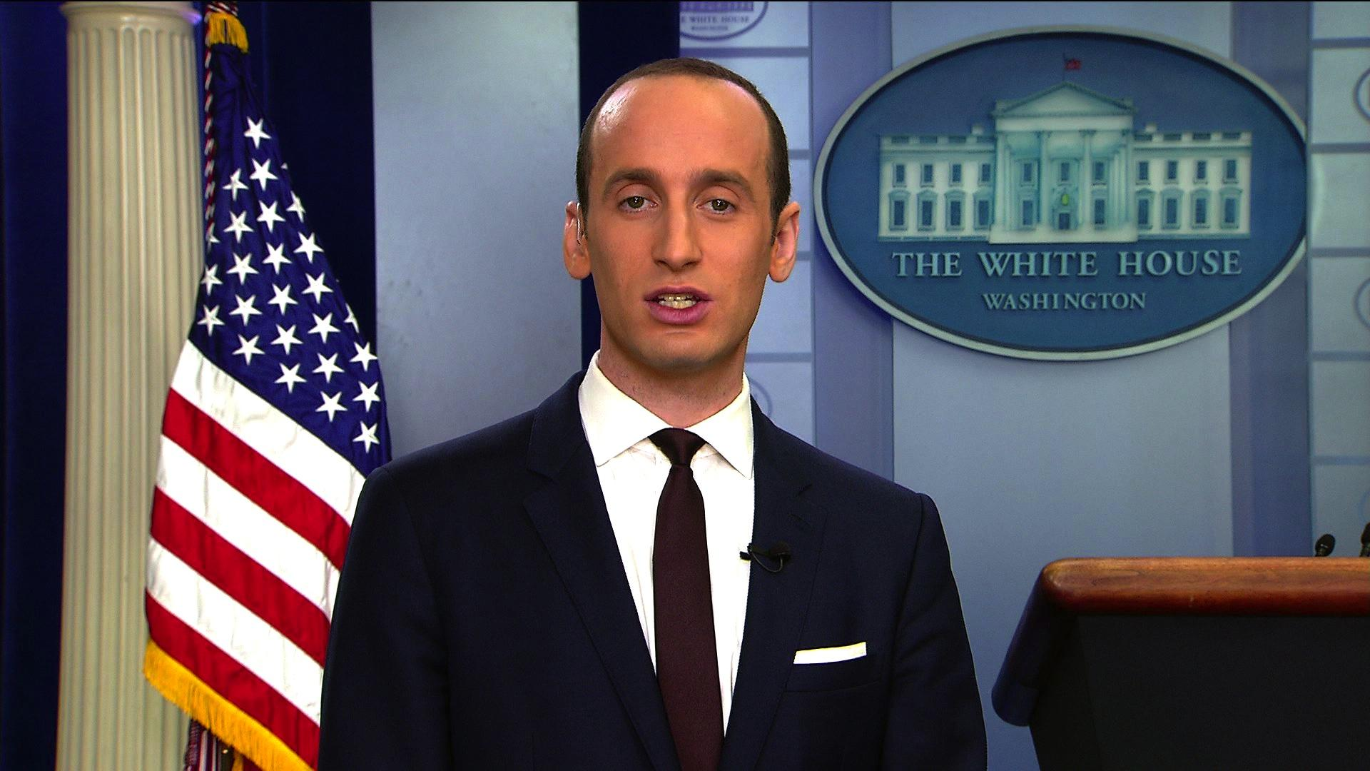Stephen Miller repeats voter fraud claims without citing ... Stephen Miller