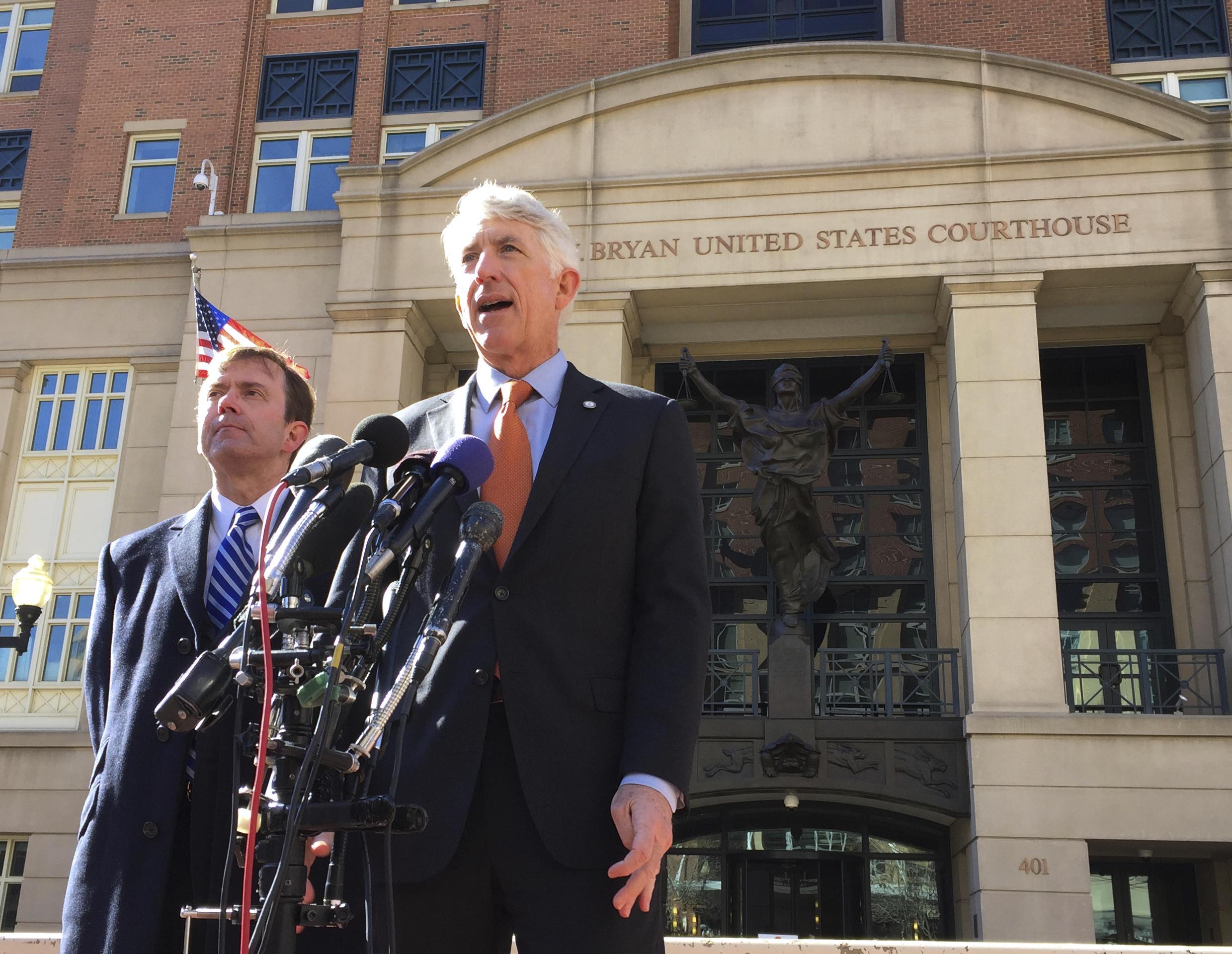 Alexandria Federal Court Travel Ban