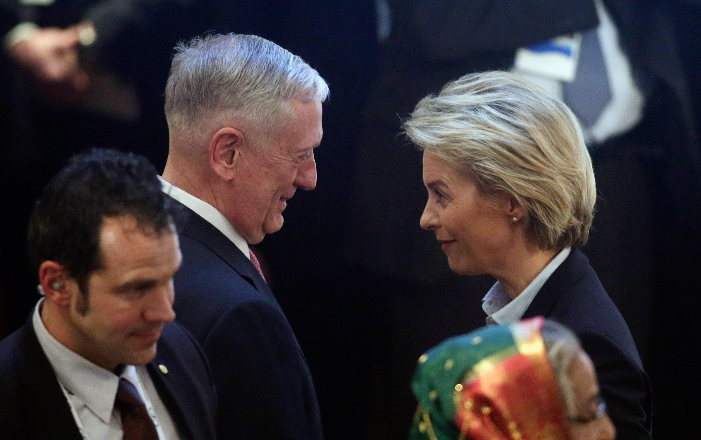 politics nato commitment germany reacts trump