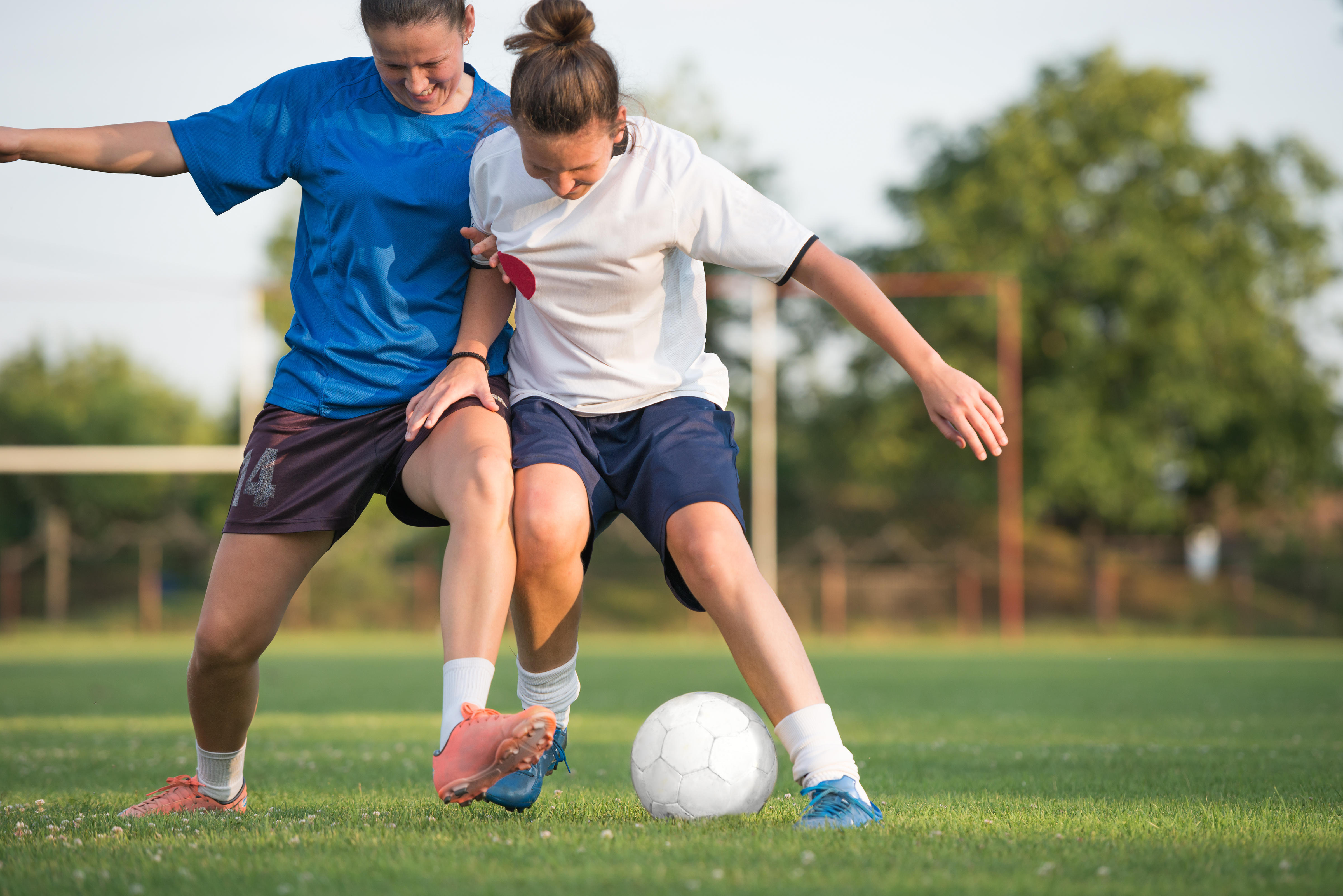 ACL Tears On The Rise Among Kids, Especially Girls