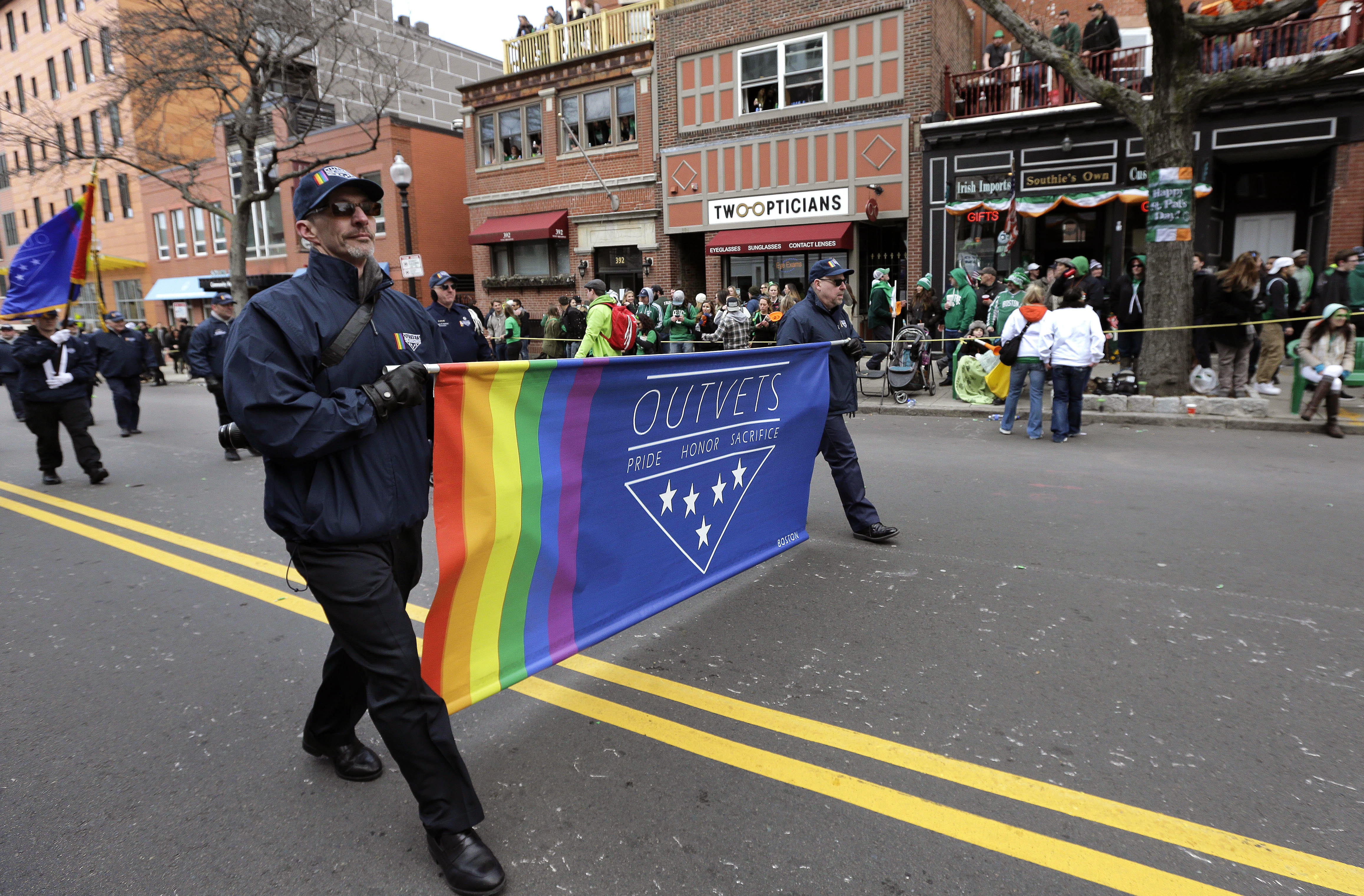 Gay Veterans Groups 92