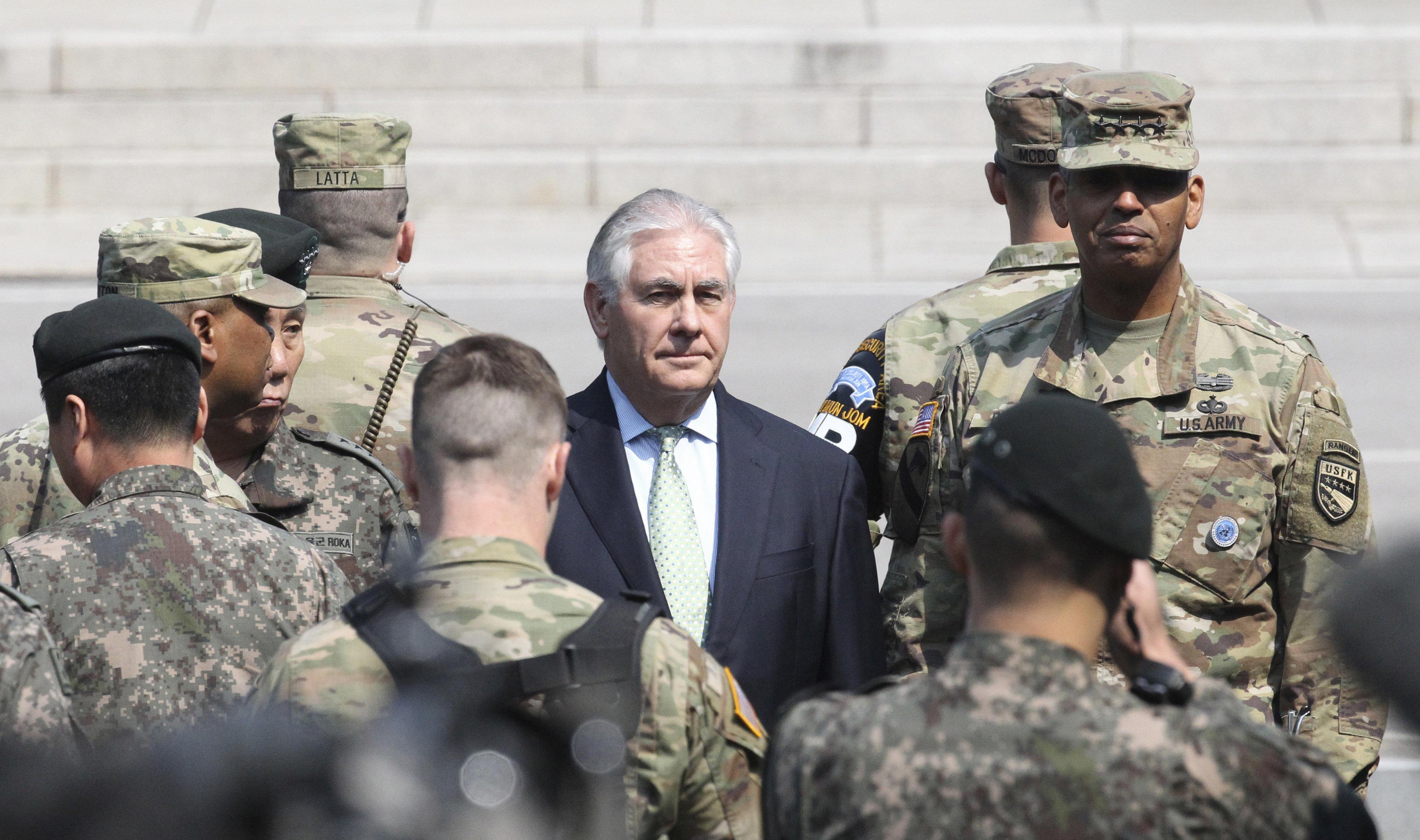 """Résultat de recherche d'images pour """"us army in south korea 2017"""""""