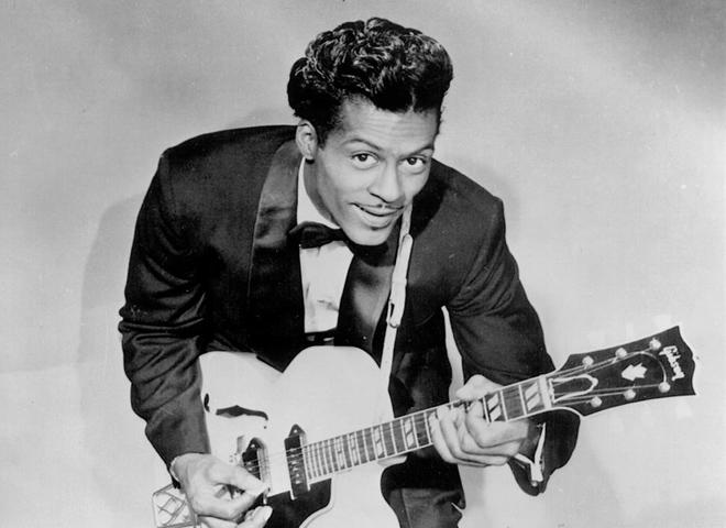 remembering chuck berry a rock 39 n 39 roll pioneer cbs news. Black Bedroom Furniture Sets. Home Design Ideas