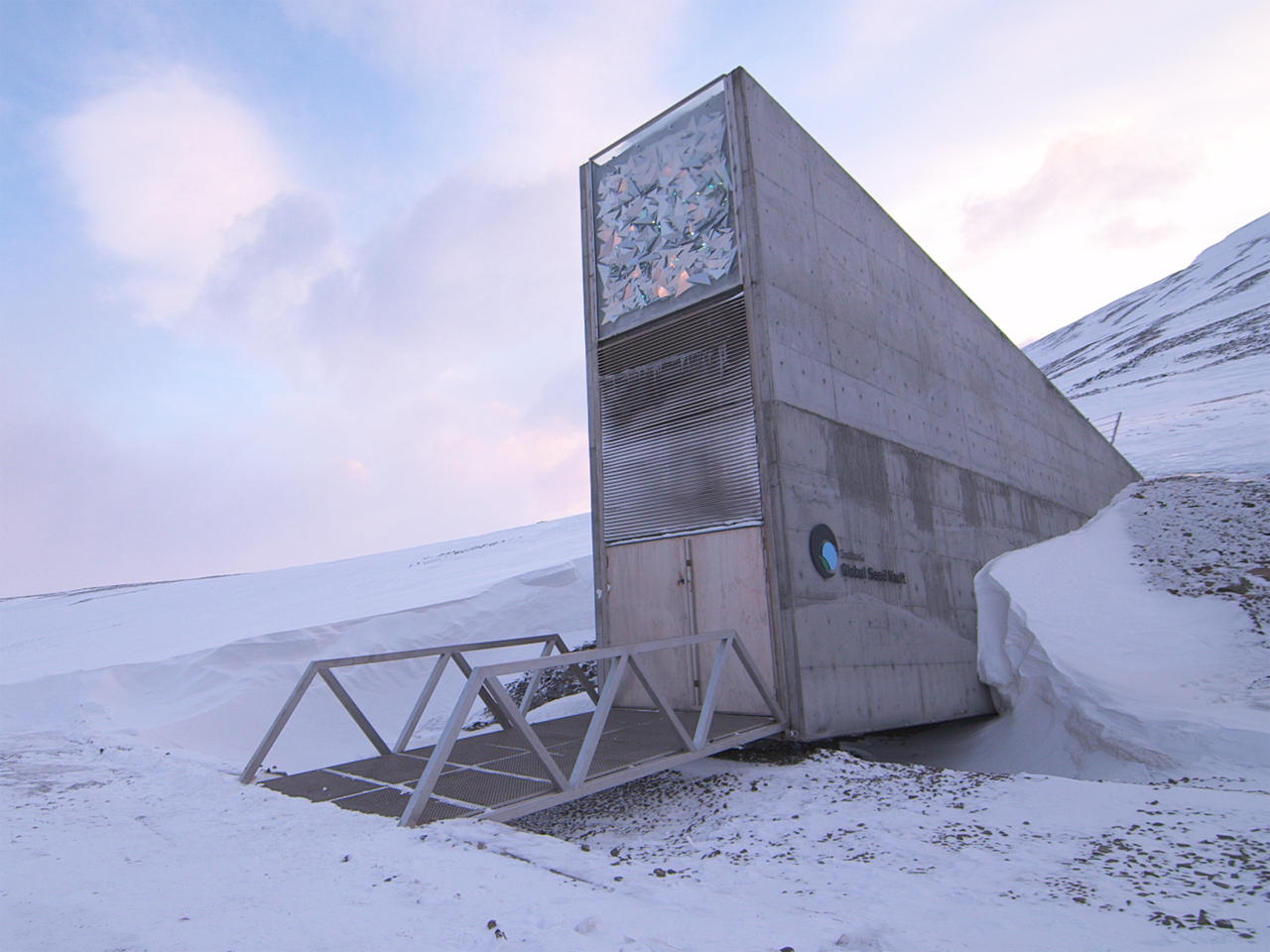 The Doomsday Vault: Humanity's salvation?