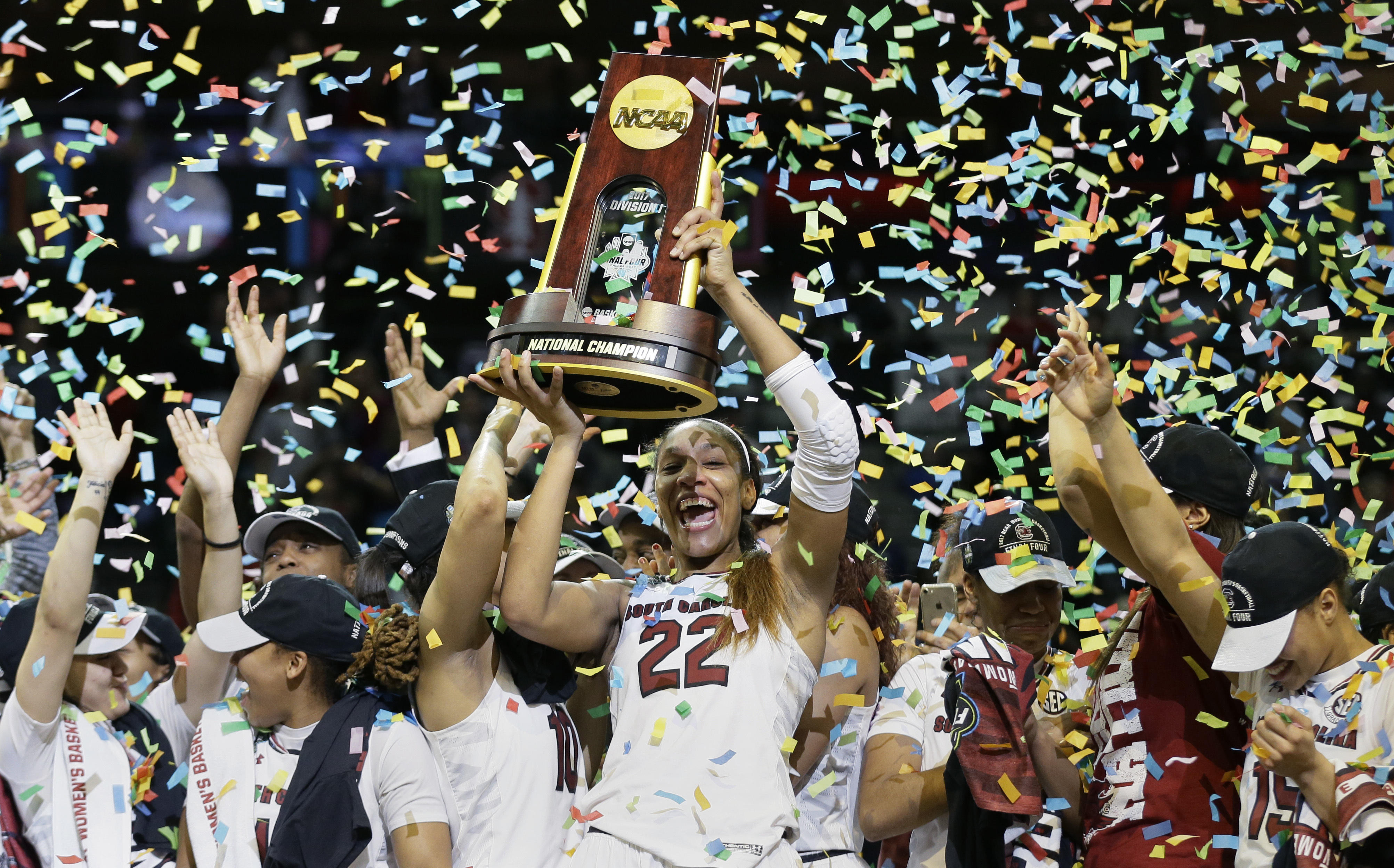 South Carolina upsets Mississippi State 67-55 in first ...