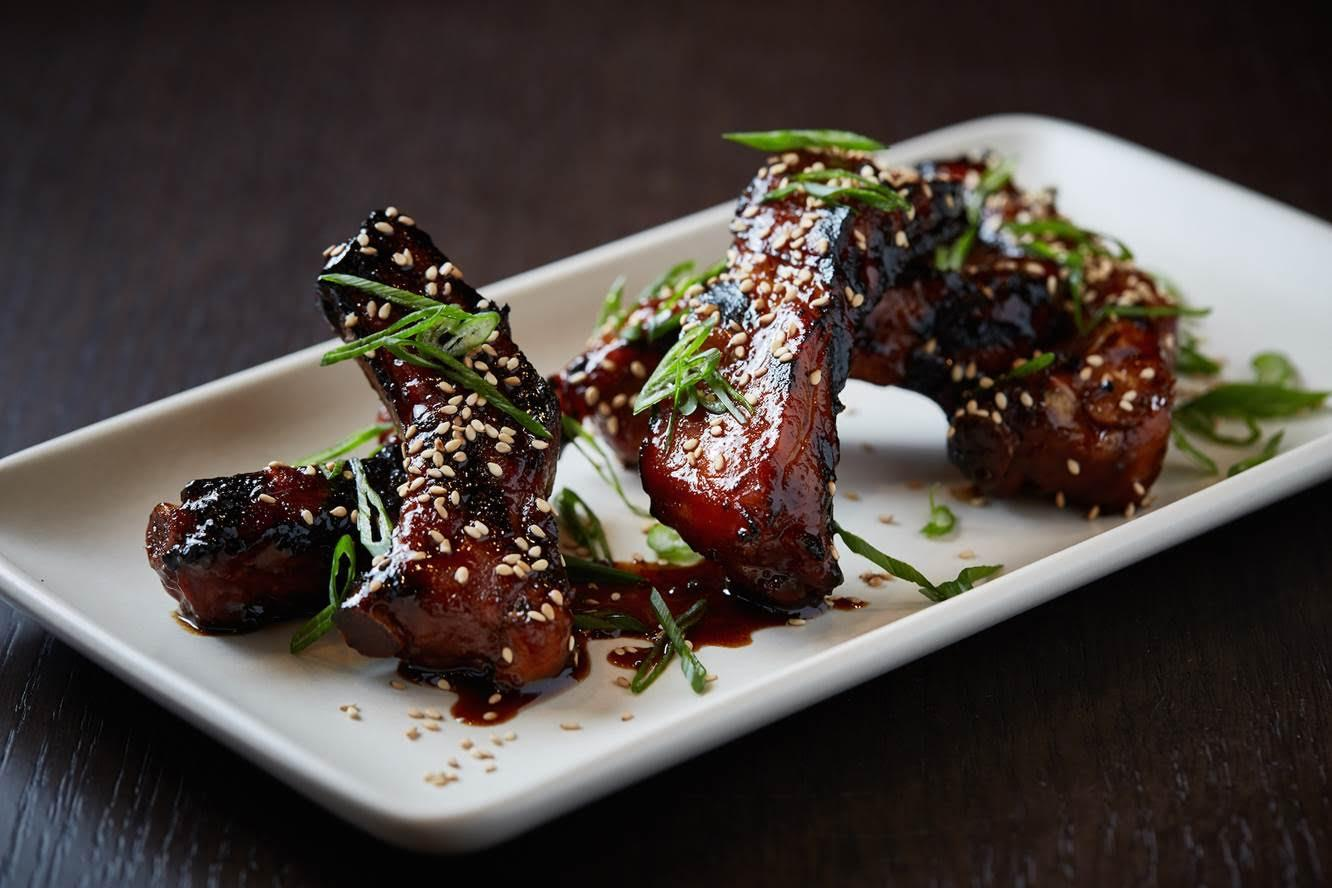 Chinese spare ribs by top chef champ stephanie izard for Accord asian cuisine