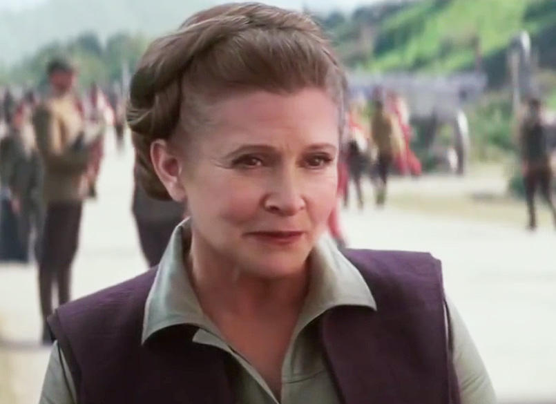 Carrie Fisher Episode 8