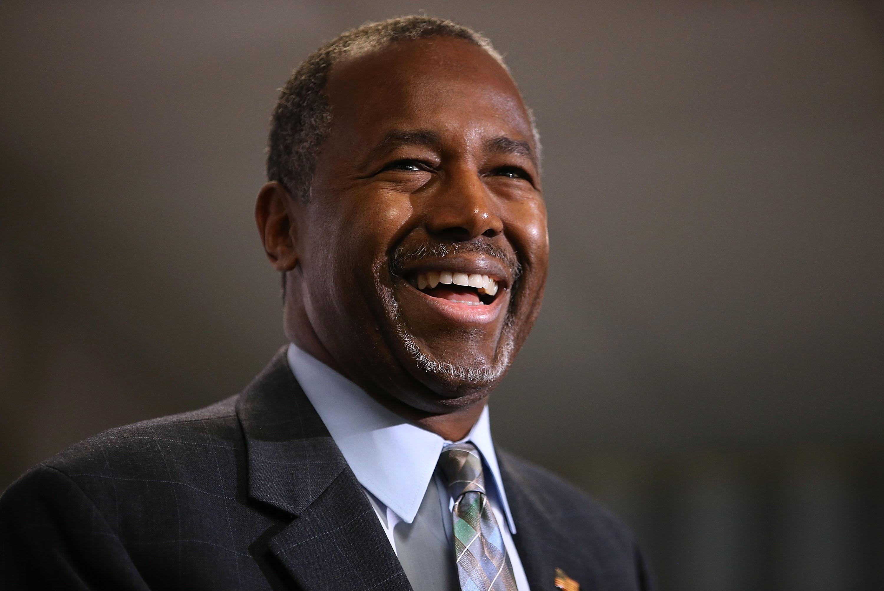 Ben Carson Expands On Comment About Poverty And Quot State Of
