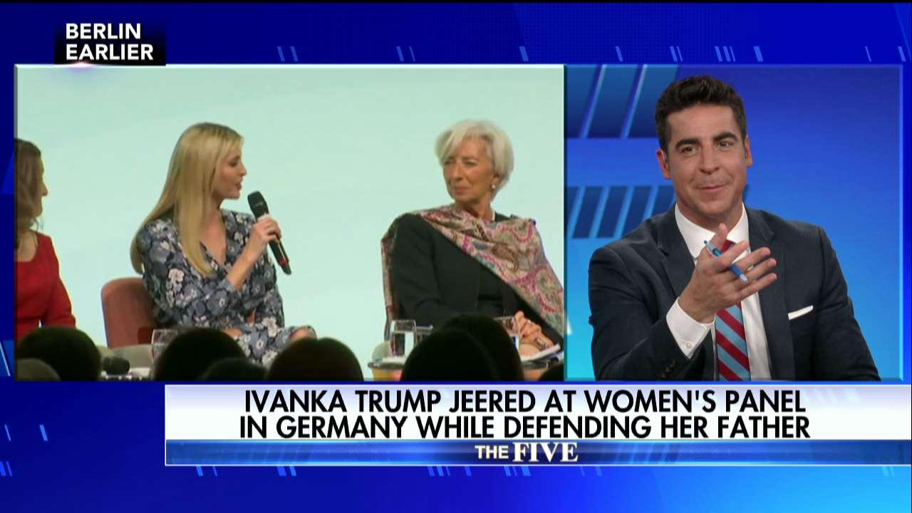 Jesse Watters Is Taking A Break After Catching Flak For Comment He Made About Ivanka Trump