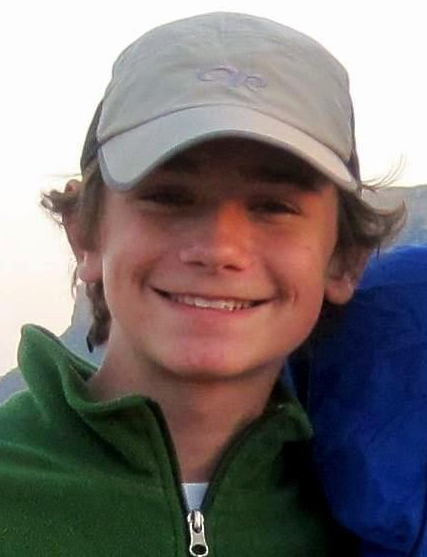 body found grand canyon missing teen hiker