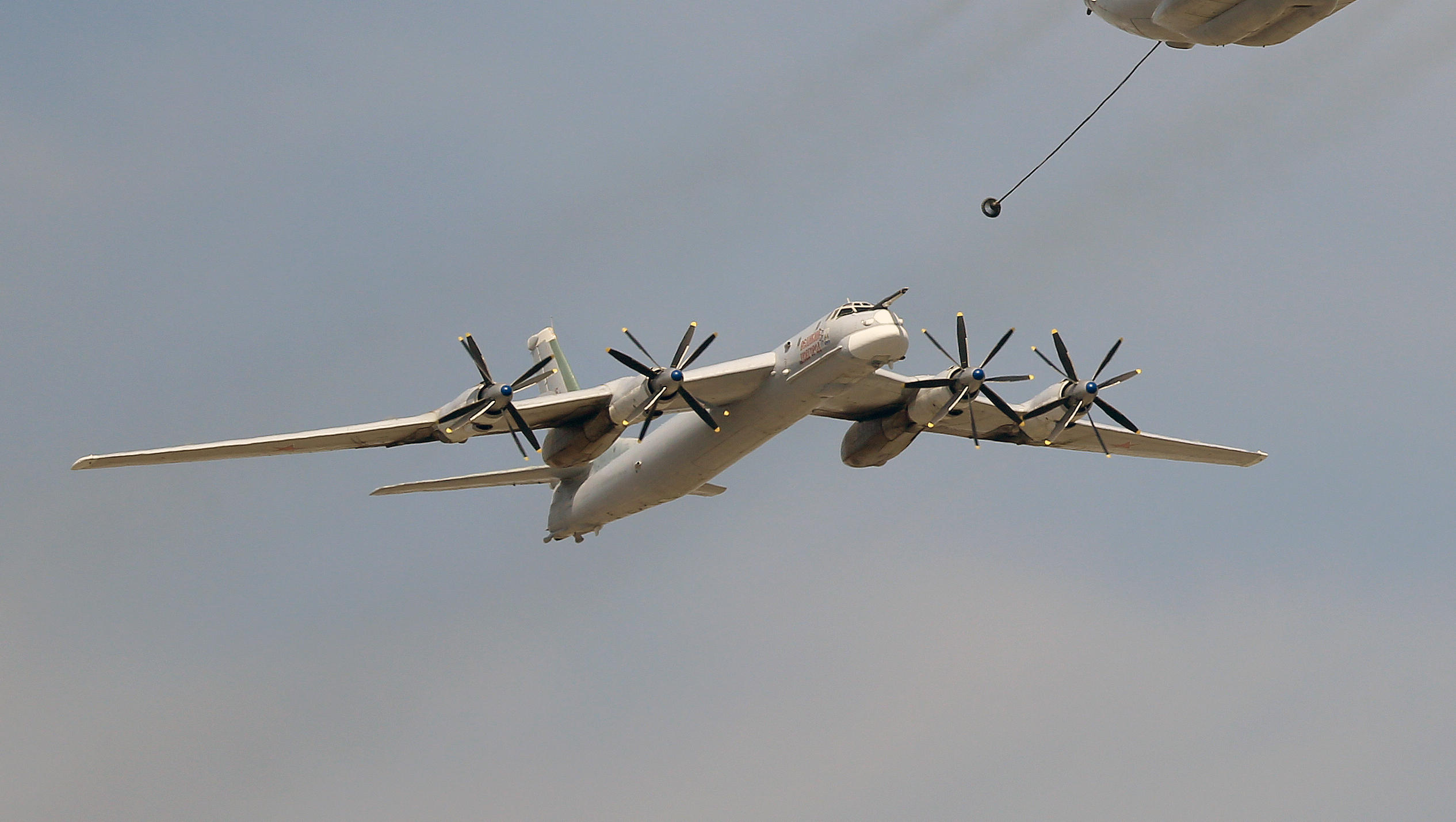 US intercepts Russian bombers, fighter jets near Alaska