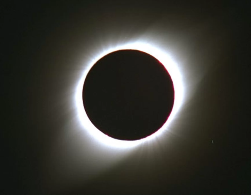How cold can it get during a total solar eclipse?