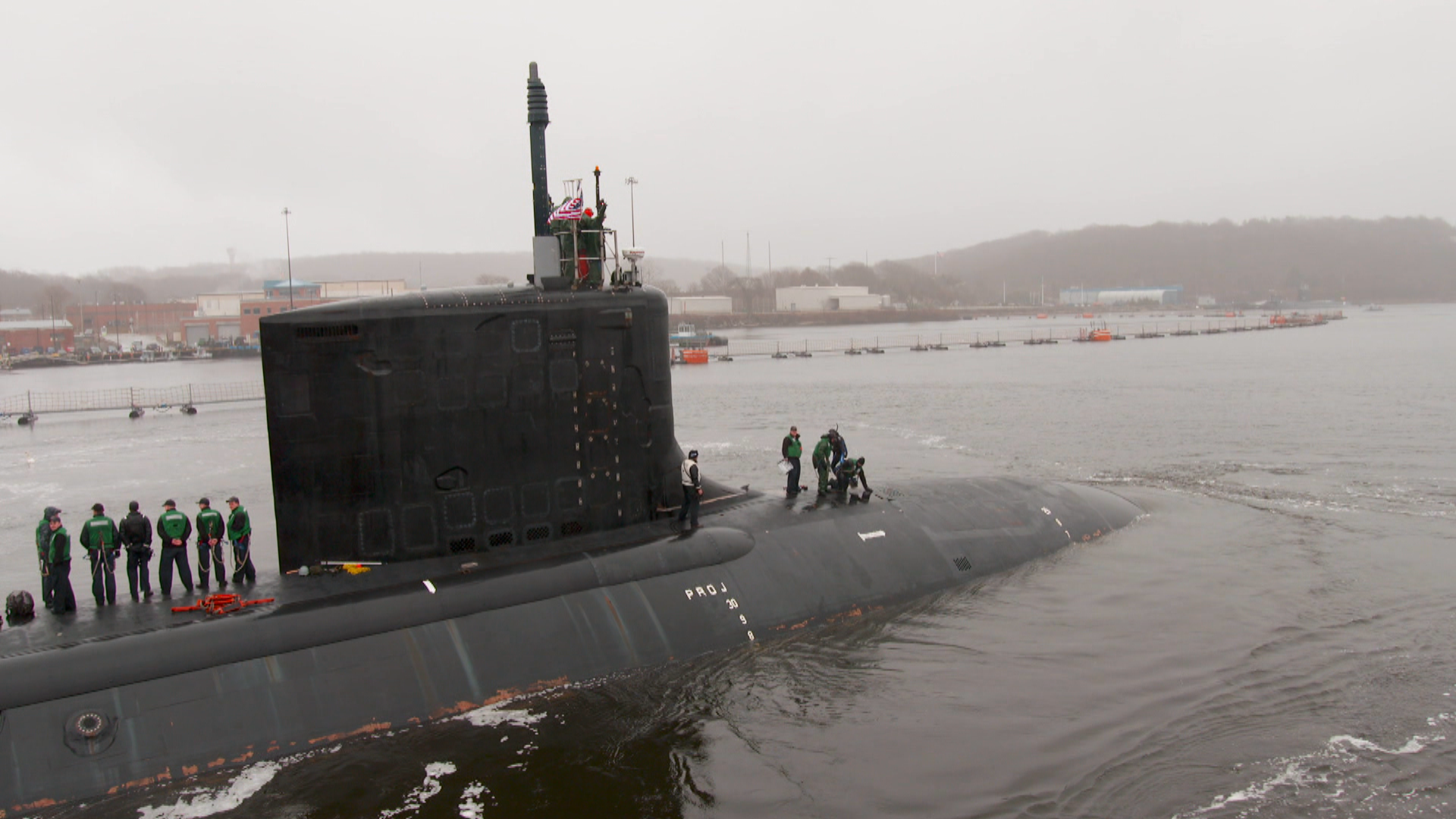 Inside the US Navy's newest, fastest submarines