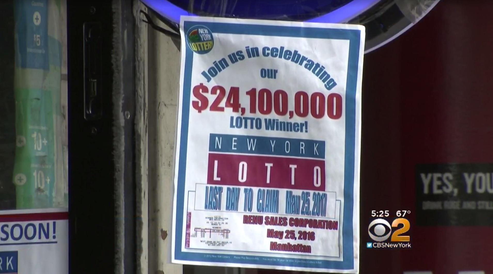 lotto jackpot news