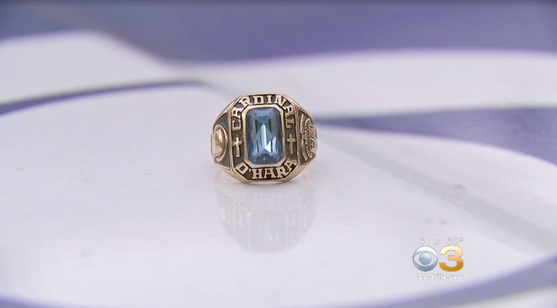 Lost High School Rings