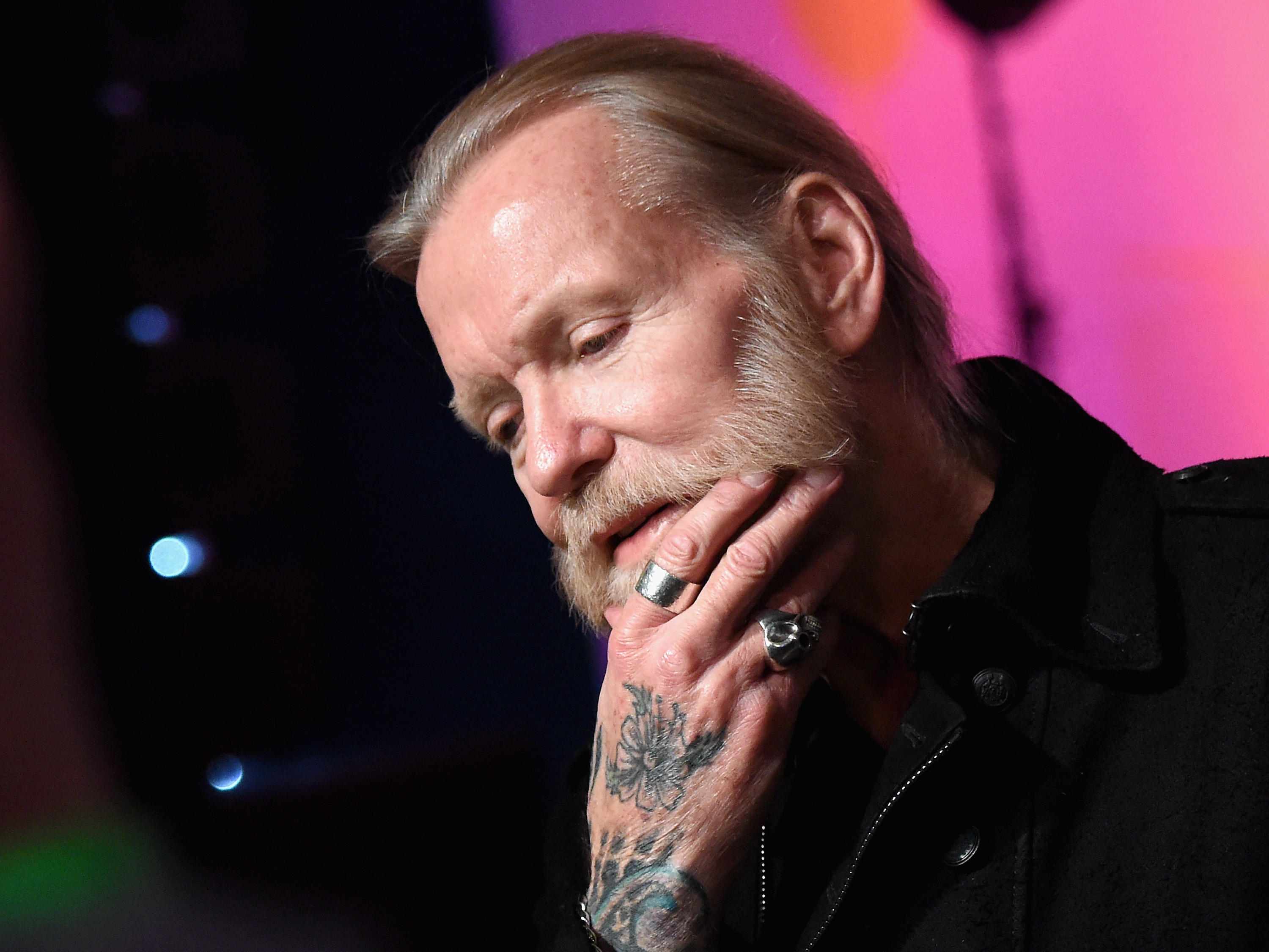 Gregg Allman, pioneering singer for The Allman Brothers, dies at 69