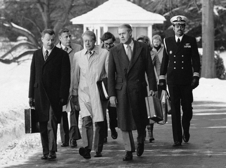 Zbigniew Brzezinski, national security adviser during Iran hostage crisis, dead at 89