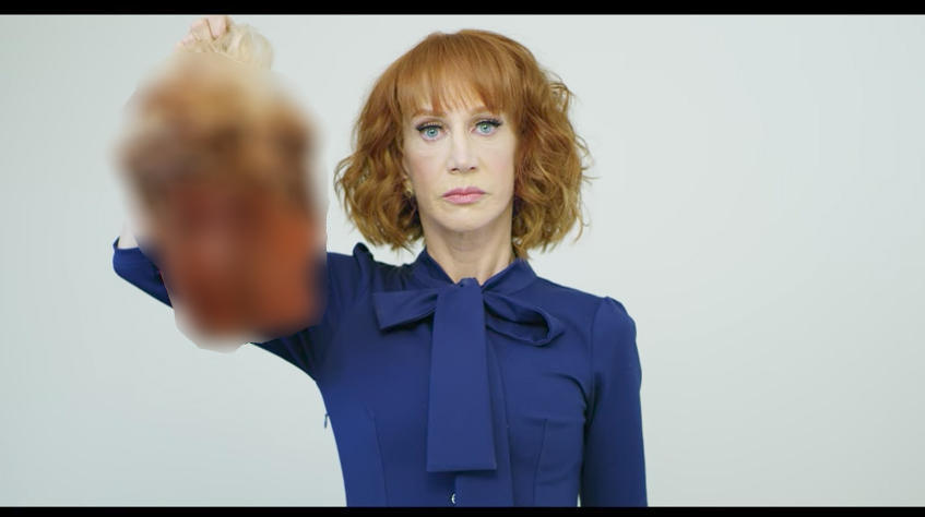 445b712aa166 CNN fires Kathy Griffin from New Year s Eve gig over