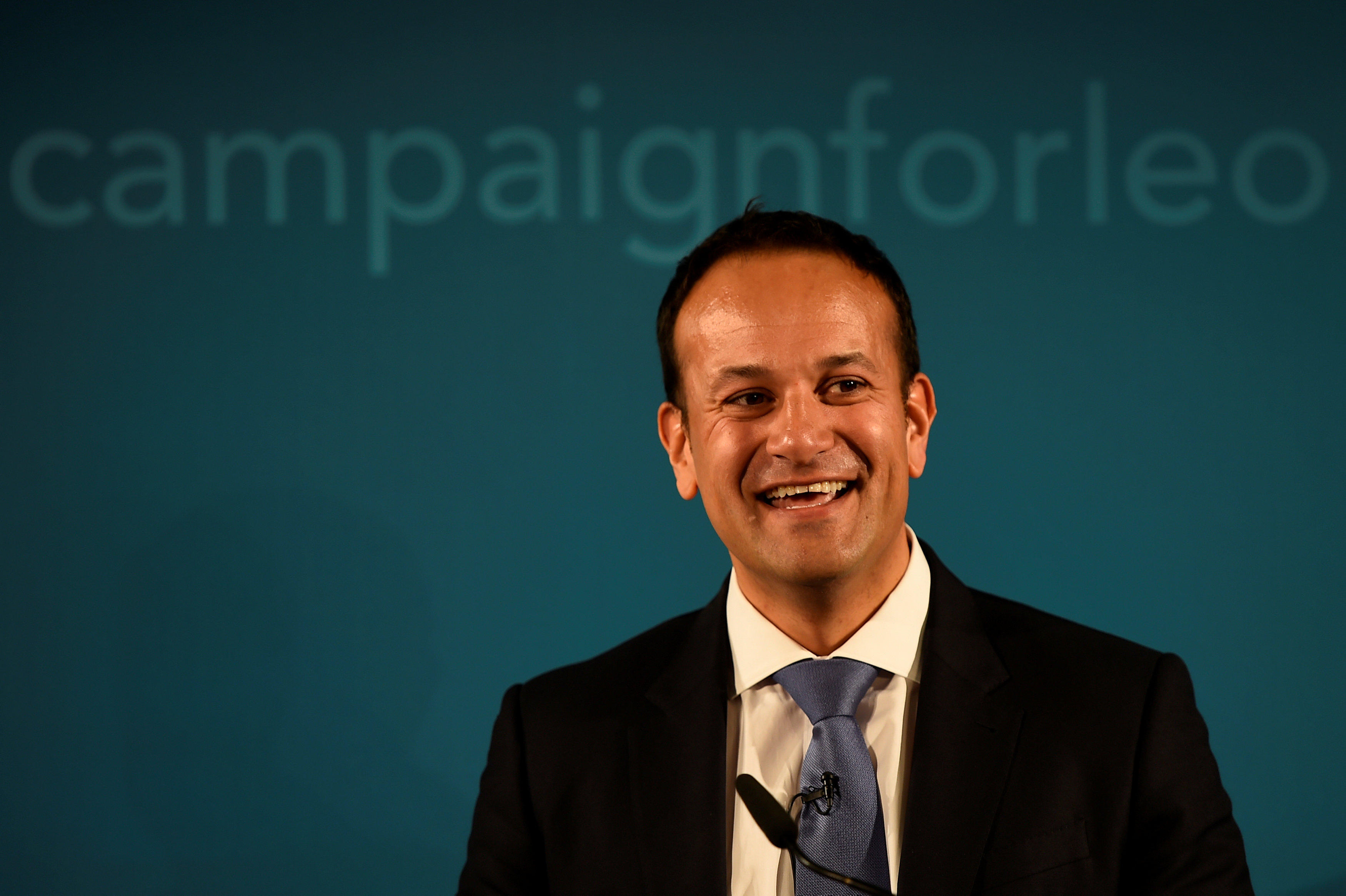 Ireland's ruling party named 38-year-old Leo Varadkar, an openly gay son of  an Indian immigrant, as its new leader, leaving him poised to succeed  current ...