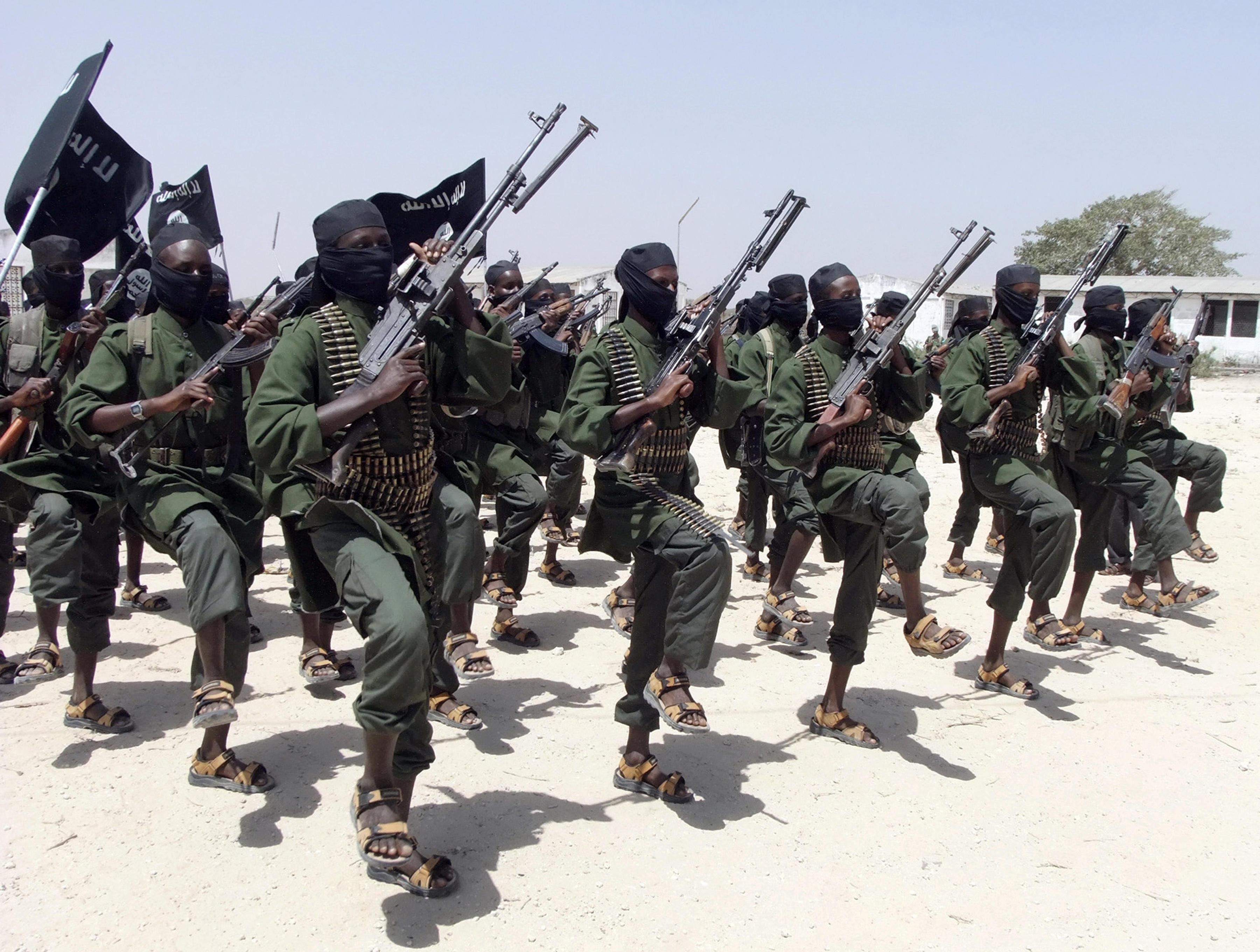 Suspected al-Shabab associate captured in U.S.-Somali raid