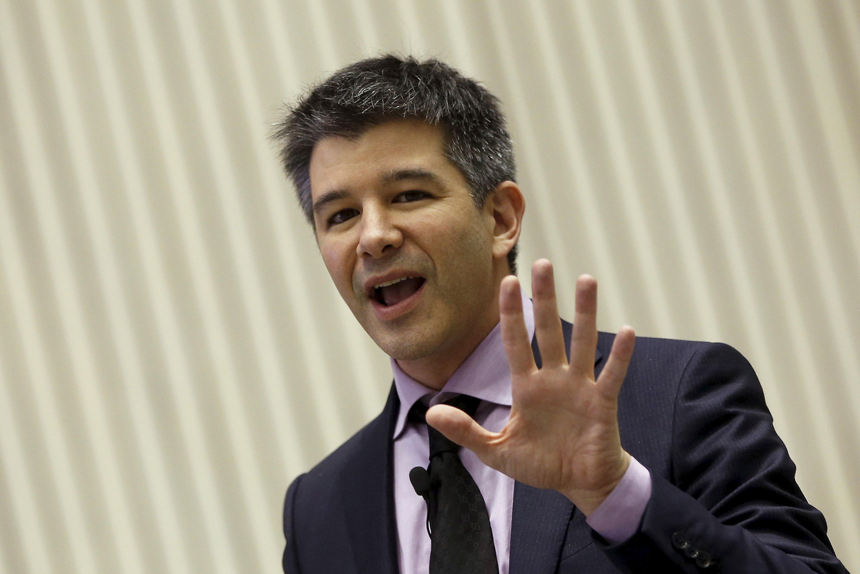 travis kalanick quits as uber ceo