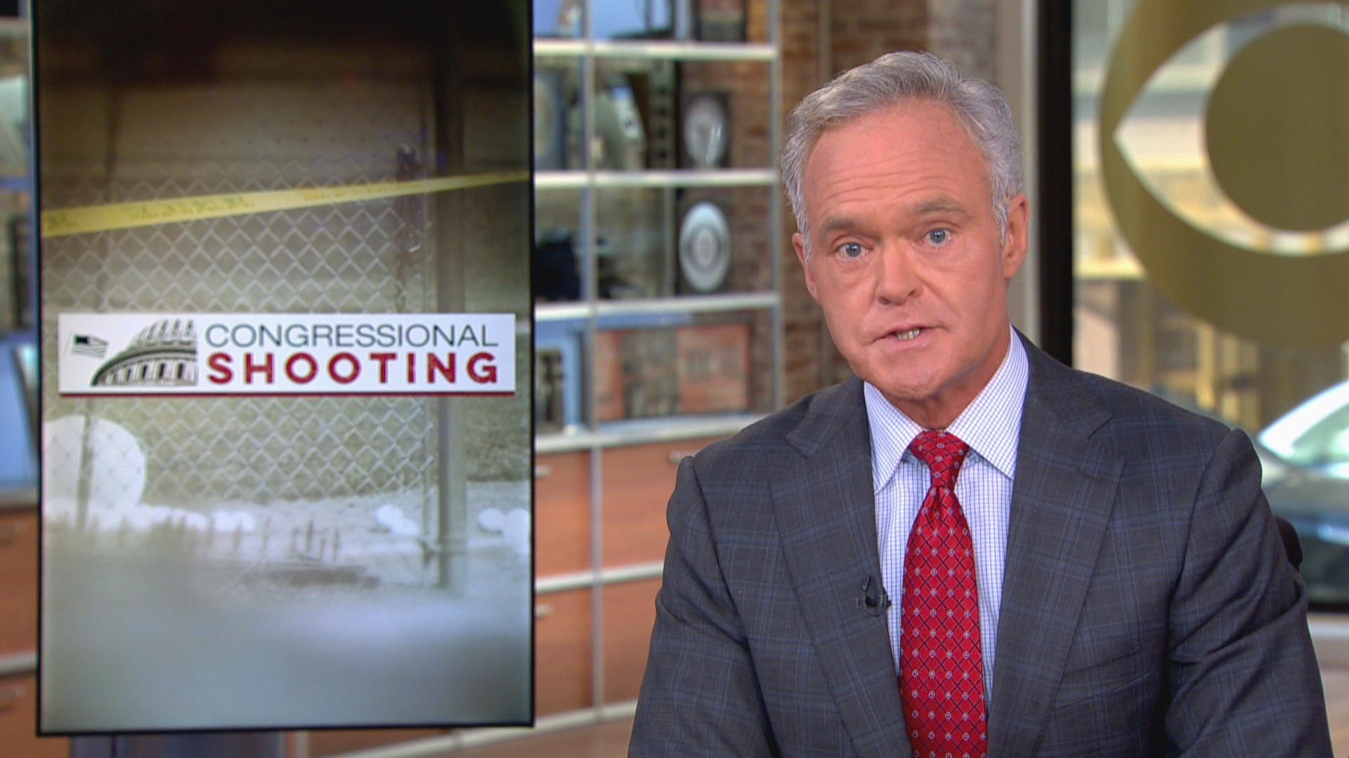 Image result for Scalise attack was 'to some degree self-inflicted' claims CBS's Scott Pelley