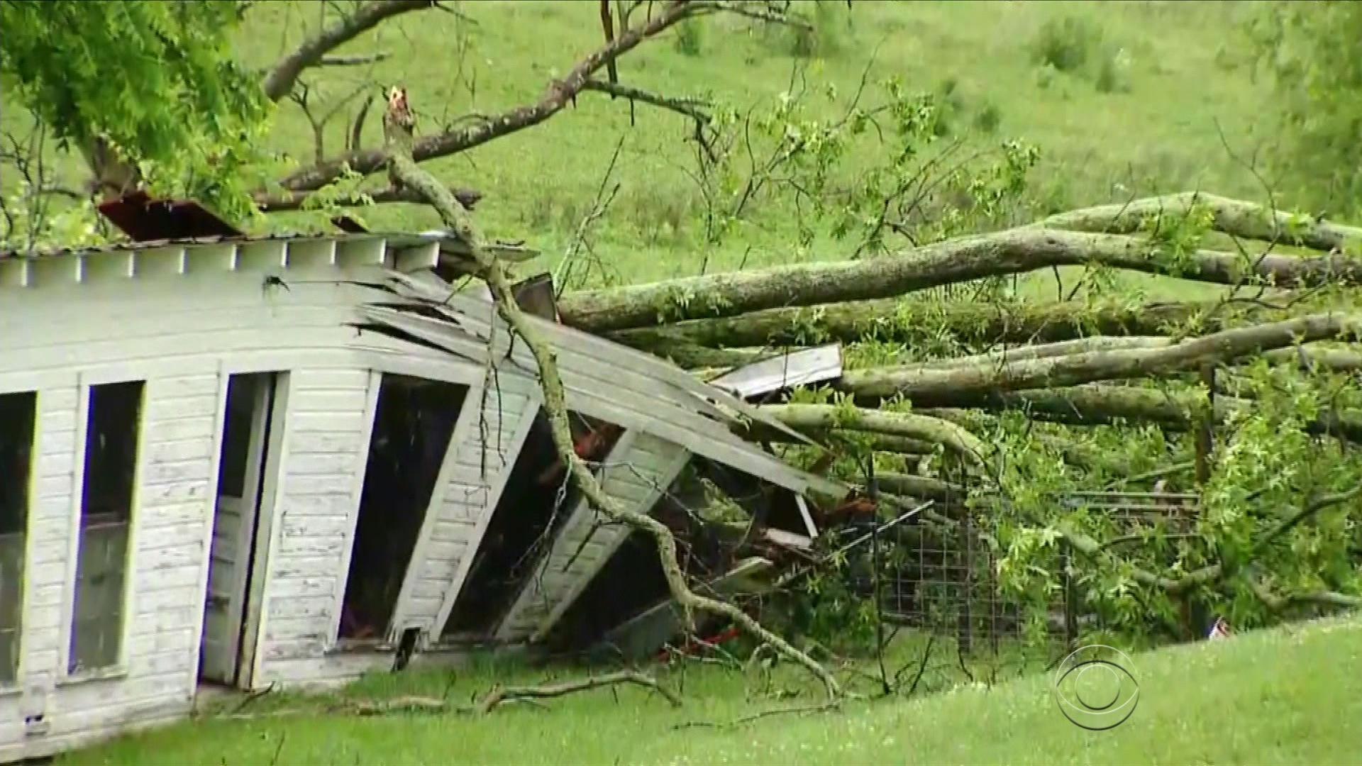 Severe weather slams both coasts