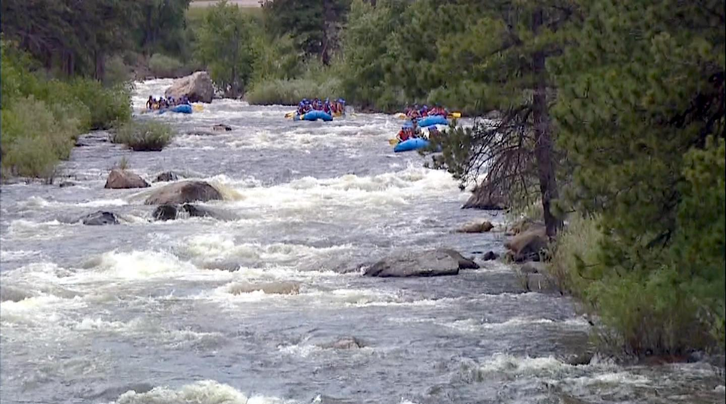 Man drowns in rafting accident on Arkansas River - News ...