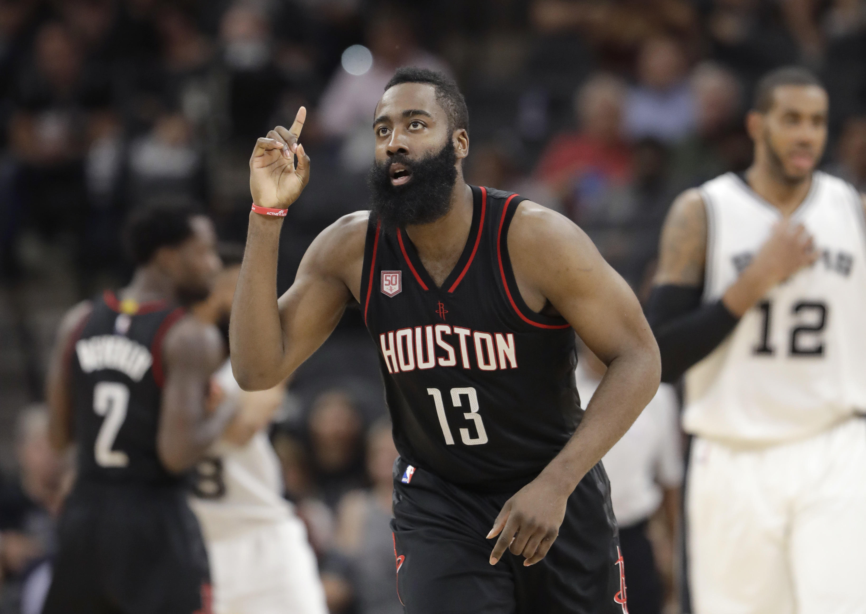 61692177eaa LAS VEGAS -- James Harden and the Houston Rockets agreed to a four-year