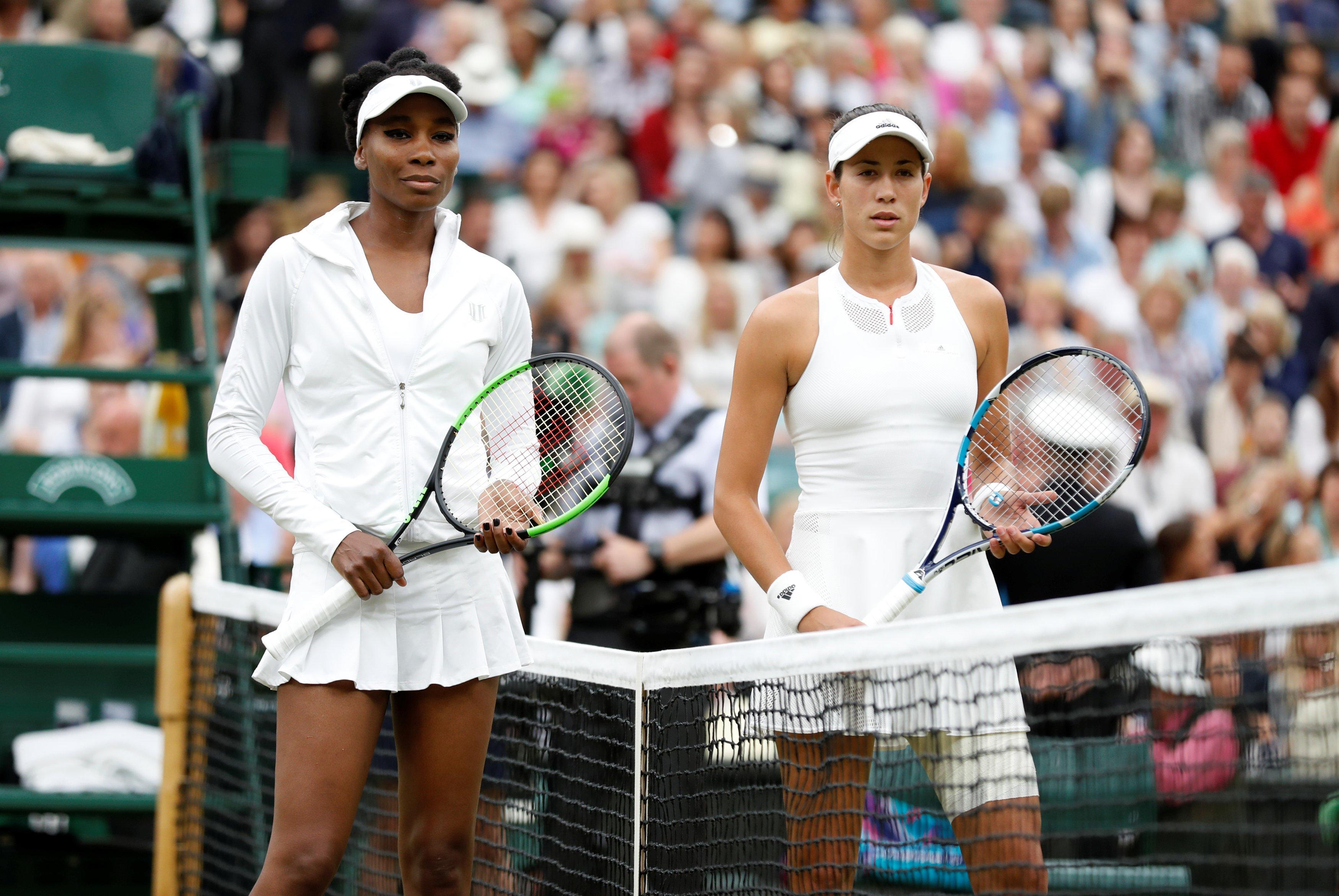 Serena williams slog ut petrova