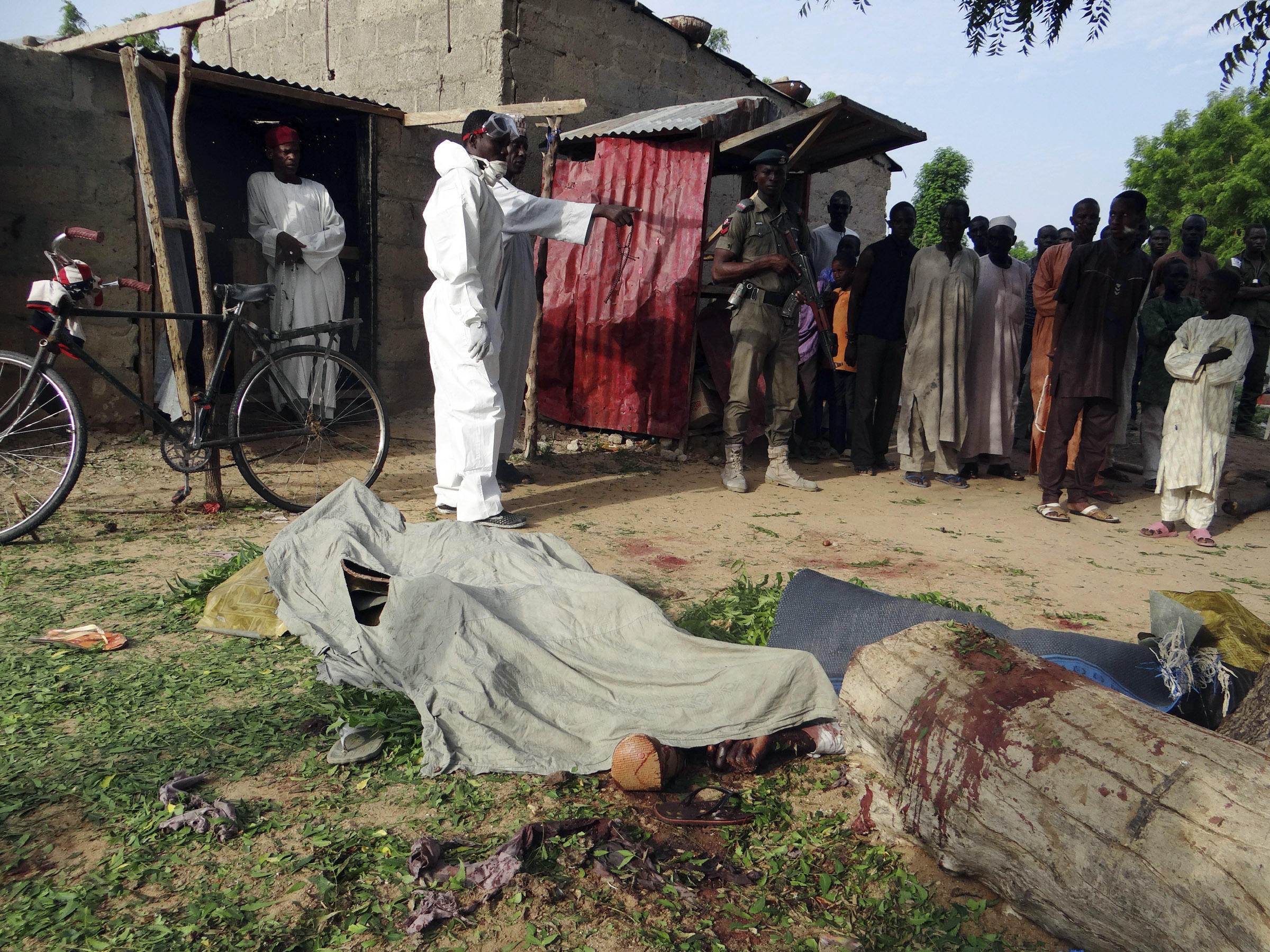 Boko Haram suicide bombers stage deadliest attack in months