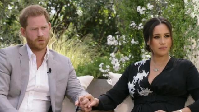 British press up in arms over Meghan and Harry interview