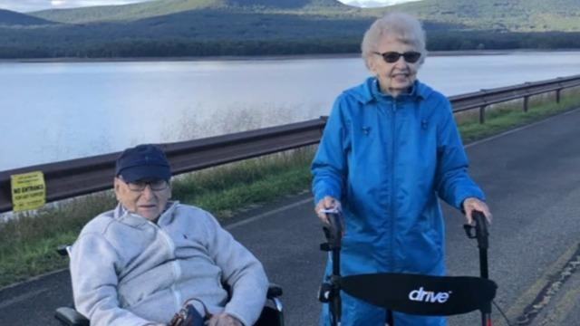 94-year-olds find love in the time of coronavirus