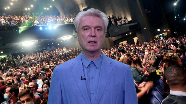 David Byrne on the return of the group social experience