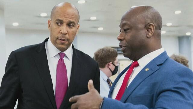 Read Democrats' final offer on police reform before talks collapsed