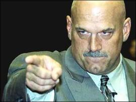 """Jesse """"The Body"""" Ventura Sues Homeland Security, TSA for Invasive Pat-Downs and Body Scans"""