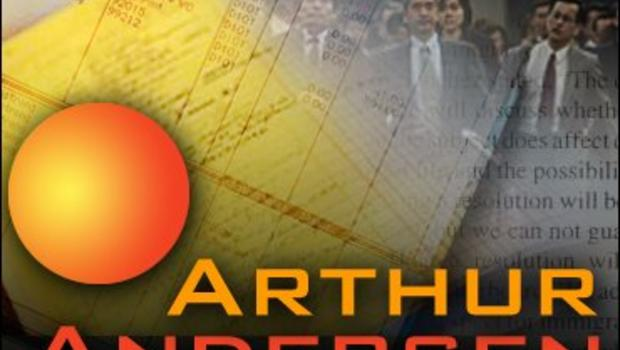 arthur andersen case Arthur andersen llp v united states, 544 us 696 (2005), was a united states  supreme court case in which the court unanimously overturned accounting.