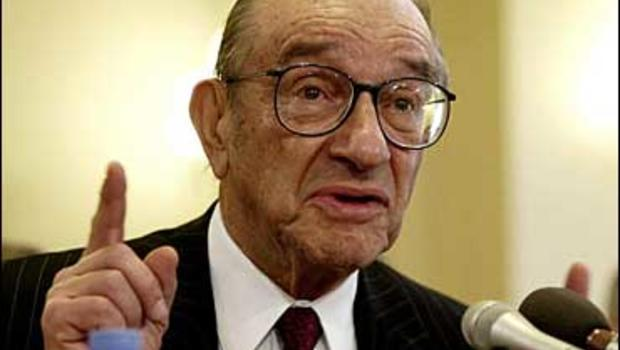No double-dip recession but Europe a worry: Greenspan