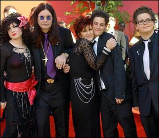 Meet The Osbournes