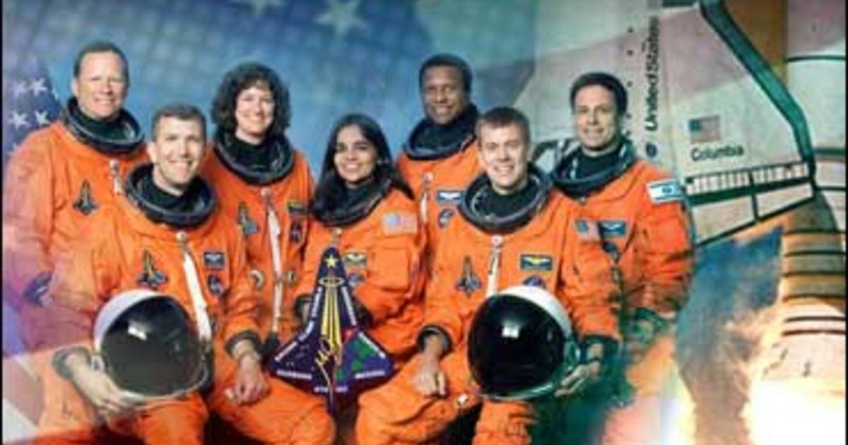 space shuttle columbia final moments - photo #41