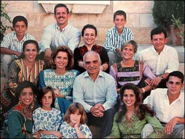 Queen Noor And Queen Rania Queen Noor Photo 14