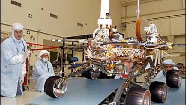 mars rover costs - photo #39