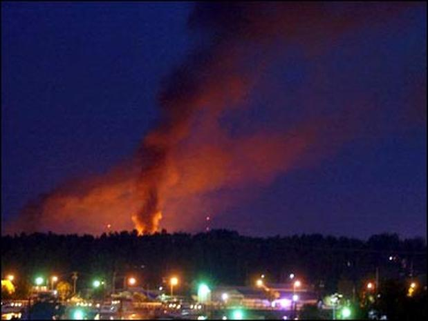 Michigan Unrest