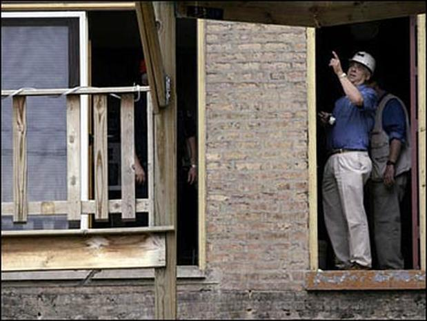 Chicago Porch Collapse Photo 4 Pictures Cbs News