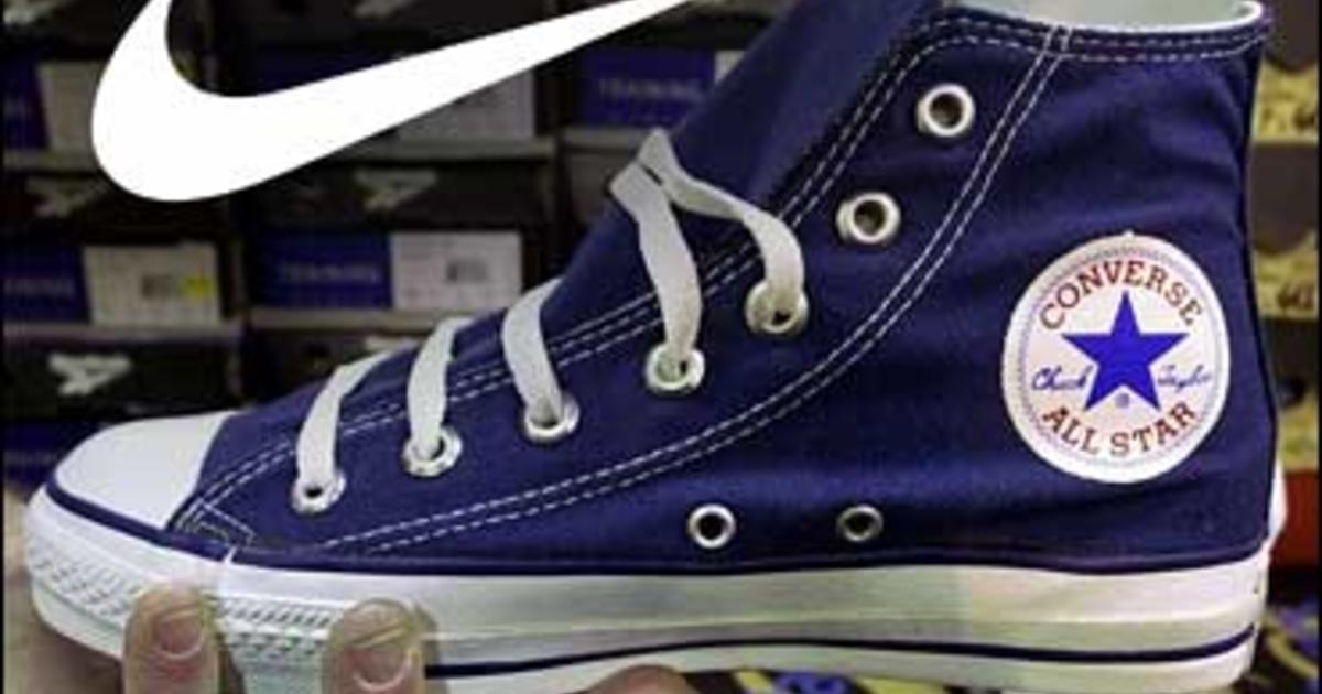 Nike Signs 'All Star' Deal - CBS News