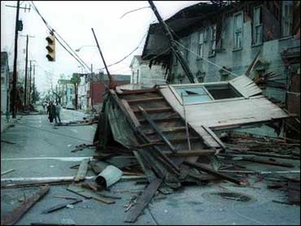 Most Costly Disasters